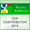 Product Expert Google AdWords 2010