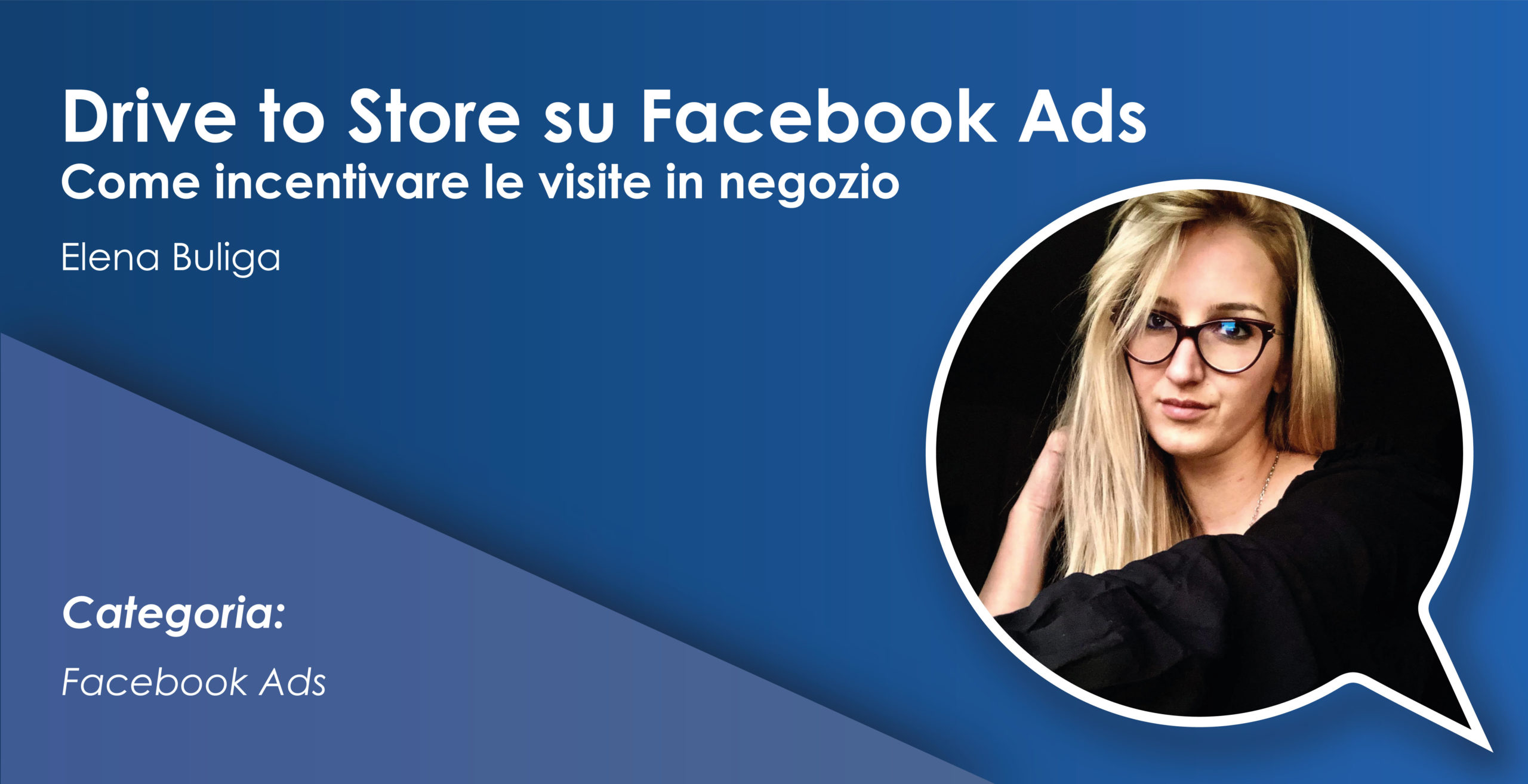 Drive to Store su Facebook Ads