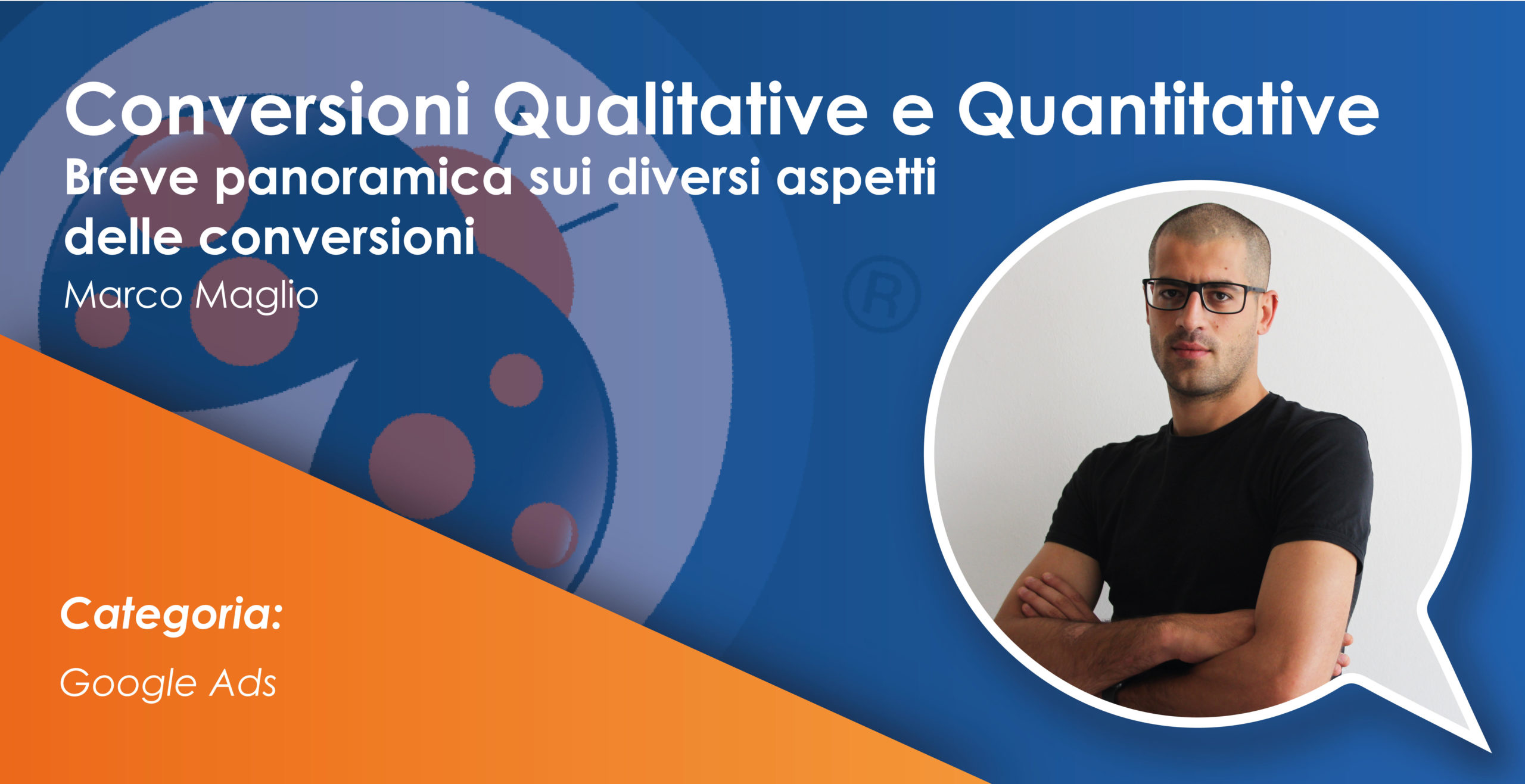 Conversioni Qualitative e Quantitative